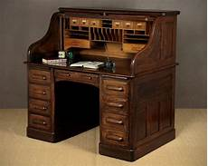 Best Desks Edwardian Oak Roll Top Desk C 1910 Antiques Atlas