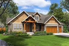 rugged craftsman house plan with upstairs room