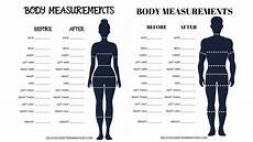 Body Measurement Chart App Printable Body Measurement Chart Delicious Determination