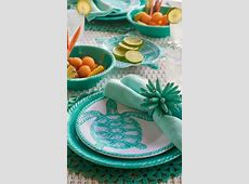 17 Best images about Teal turquoise aqua dinnerware on