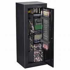 stack on buck commander locking bow cabinet 236592 gun