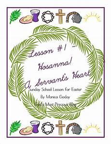 Sunday School Printables God S Most Precious Easter Sunday School Lesson 1 Printable