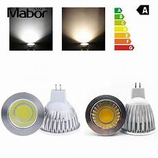 Al Light Bulbs 6w Dimmable Cob Spotlight Bulb Lamp Light Ac Dc 12v