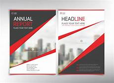 Report Cover Pages Annual Report Cover Pages Vector Premium Download
