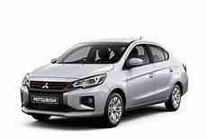 mitsubishi mirage facelift 2020 2020 mitsubishi attrage and mirage facelift thai prices