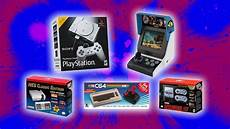 best retro console the best retro mini consoles nes snes playstation