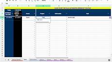 Free Project Management Template Google Sheets Project Management Template Youtube
