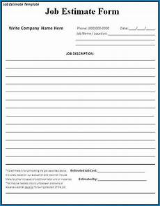 Contractor Templates Free Printable Contractor Proposal Form Templateral