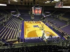 Alaska Airlines Arena Seating Chart Alaska Airlines Arena Section 5 Rateyourseats Com