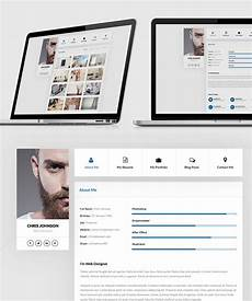 Portfolio Psd Template Free Download Download Free Resume And Portfolio Website Templates Free