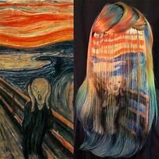 hair art hair by ursula goff showcases stylist s artistic skill