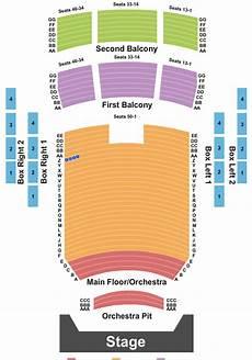 Peoria Civic Center Theatre Seating Chart Amp Maps Peoria