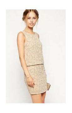 Frock And Frill Size Chart Frock And Frill Embellished Drop Waist Scoop Back Dress