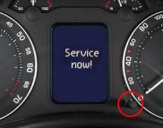 Skoda Fabia Oil Warning Light Reset škoda Octavia Service Oil Light Driving Test Tips
