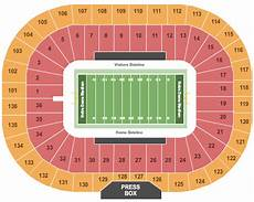 Notre Dame Stadium Seating Chart View Notre Dame Stadium Tickets Notre Dame In Notre Dame