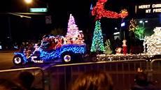 Aps Electric Light Parade Phoenix Arizona S Aps Electric Light Parade With Santa On