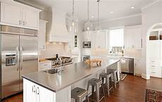 white kitchen island with stainless steel top how to clean stainless steel for a sparkling kitchen