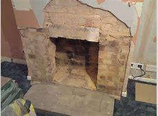 Fireplace work (plasterrender?)   Plastering job in Exeter, Devon   MyBuilder