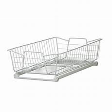 basket sliding cabinet organizer drawer rack shelves hold