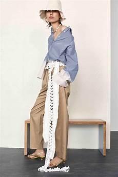 derek lam 10 crosby resort 2019 fashion show resort ss