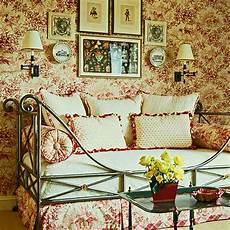 fabric crafts for bedroom decorating ideas toile fabric traditional home