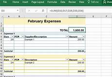 Monthly Expenses Excel Sheet Format Sample Business Expense Sheet For Excel