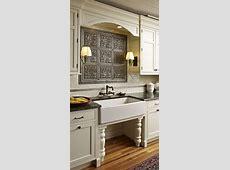Farmhouse Kitchen Backsplash Ideas   Farmhouse sink kitchen, Corner sink kitchen, Farmhouse