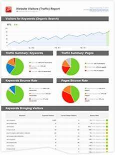 Website Report Templates Ready To Use Seo Report Templates
