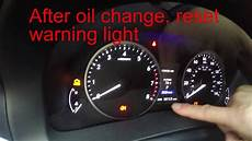 How To Reset Maintenance Light On Can Am Commander Reset Maintenance Required Light Lexus Es350 2014 Youtube