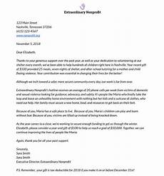 Request For Contribution Letter Sample How To Write The Perfect Donation Letter Examples
