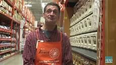 Home Depot Sales Associate Beloved Home Depot Worker Is Inspiring From Aisle 16 Youtube