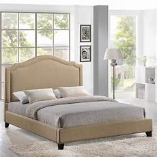 modway upholstered platform bed reviews wayfair