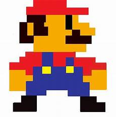 Pixelated Mario Characters 3d Measurement Just How Big Is A Mario Pipe