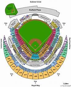Kauffman Stadium Row Chart Cheap Kansas City Royals Tickets With Discount Coupon Code