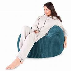 buy lounge pug classic cord bean bag from our pouffes