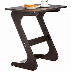 Sofa Snack Table 3d Image by Sofa Side End Table Tv Tray Z Shape Snack Laptop Desk
