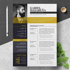 Word Professional Templates Professional Resume Template For Word Cv Resume Cover