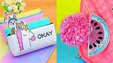 7 easy diy school supplies cheap diy crafts for back to