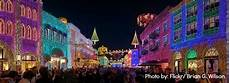 Hollywood Studios Lights Celebrate The Season With Christmas Events In Orlando Florida
