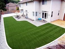 Backyard Designs With Artificial Turf Artificial Grass Amp Turf Installation In Seattle Amp Bellevue