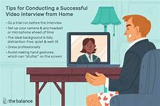 Working Interview Tips Tips For A Successful Video Job Interview