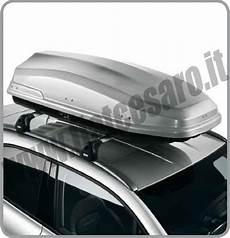 box da tetto per auto usato box da tetto 360l