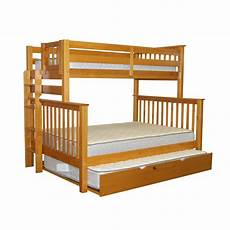 bedz king mission bunk bed with