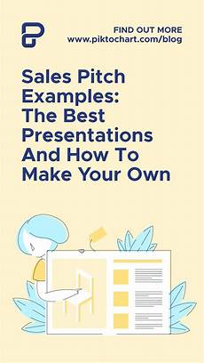Make Your Own Presentation Sales Pitch Examples The Best Presentations And How To