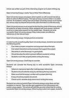 Proper Essay How To Make A Proper Essay Essay Tips 7 Tips On Writing