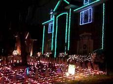 Deerfield Lights Plano Plano Christmas Lights In Deerfield On Quincy Youtube