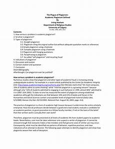 What Is Plagiarism Essay Pdf The Plague Of Plagiarism Academic Plagiarism