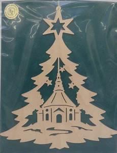 Fensterbilder Weihnachten Vorlagen Tannenbaum Fensterbild Tannenbaum Seiffener Kirche Original