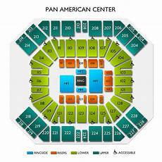 Pan Am Center Las Cruces Seating Chart Pan American Center Seating Chart Vivid Seats