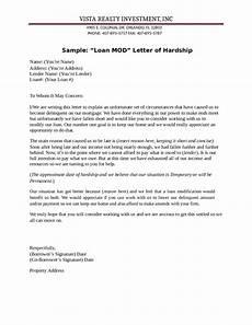 Sample Of Hardship Letter For Loan Modification 2020 Hardship Letter Fillable Printable Pdf Amp Forms
